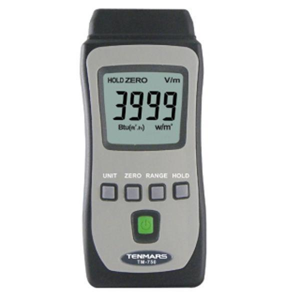 Maximum Reading of 3999 Measuring Solar Power Meter,Solar Radiation Measurement sm206 solar power meter for solar research