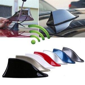 Image 1 - Nâng Cấp Tín Hiệu Đa Năng Ô Tô Xe Anten Vây Cá Mập Ô Tô Mái FM/AM Radio Trên Không Thay Thế Cho Xe BMW/Honda/toyota/Hyundai/Kia/V. V...