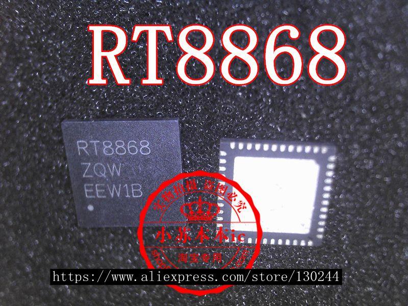 1pcs/lot RT8868ZQW RT8868 QFN-48