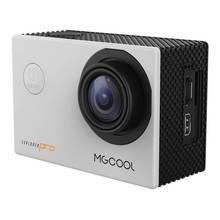 MGCOOL Explorer Pro 4 K 30fps Deportes Cámara Allwinner Lente Sony IMX179 V3 6G Sharkeye Lapso de Tiempo de Deportes de Acción cámara