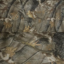 1.5M Width Bionic Camo Fabric Tree Leaves Camouflage Cloth for Hunting Outdoor Hide Cover Blind