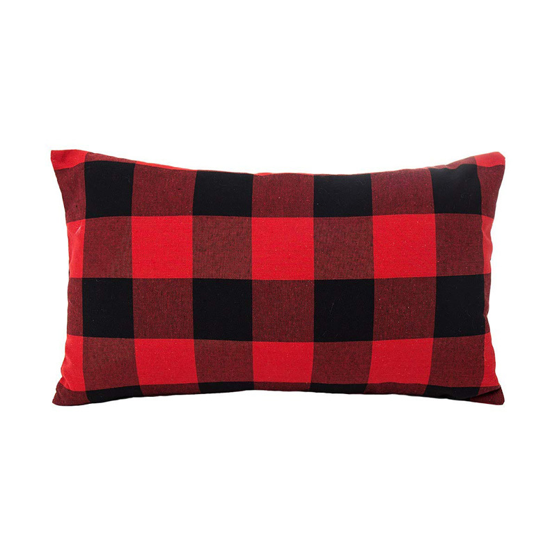 buffalo plaid pillow cases online