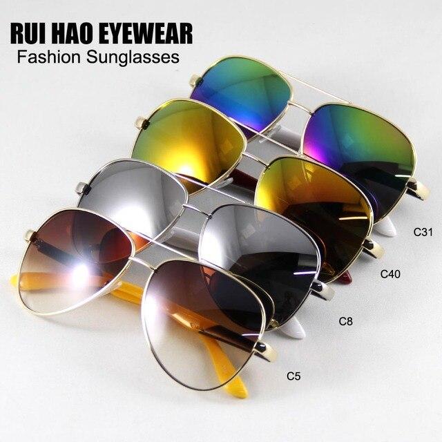 80d360a2ad Fashion Sunglasses Men 4 Color Sunglasses women UV Goggle Sun Glasses Men  Eyewear oculos redondo vintage