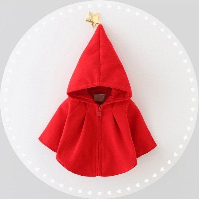 2016 Новый Осень Зима Мода Малышей Девушки Корейский Стиль Горячие Продажи Сплошной Цвет Длинным Рукавом О-Образным Вырезом Утолщаются Сохранить Теплые Пальто