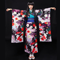 Hell Girl Енма Ай кимоно косплей Костюмы