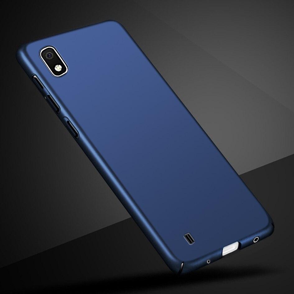 For Samsung Galaxy A10 Case Ultra Thin Slim Full Back