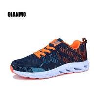 Autumn Mens Shoes Sales Casual Trainers Outdoor Walking Footwear Zapatillas Respirables Hombre Tenis Masculino Esportivo C919