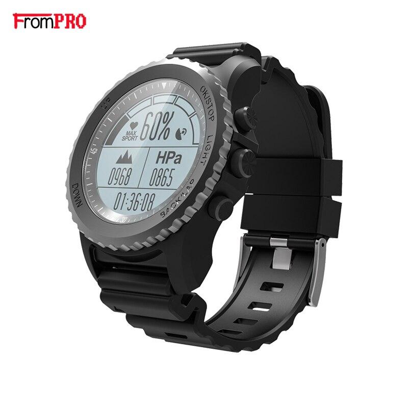 все цены на S968 Professional GPS Outdoor Sport Smart Watch S958 Sport Wristwatch IP68 Waterproof Swimming Snoeling Heart Rate Fitness Track онлайн