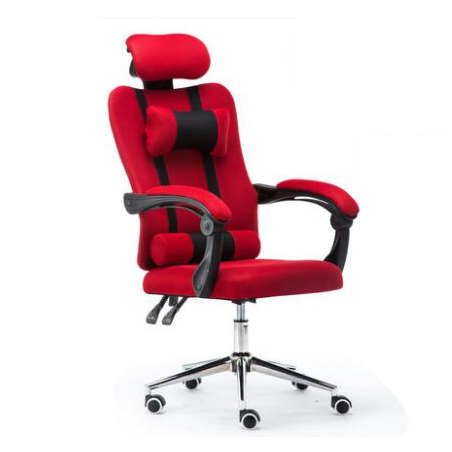 High quality mesh computer chair lacework office chair lying and lifting staff armchair with footrest free shipping