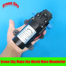 5L/Min. DC12V 60W High Pressure micro liquid pump diaphragm