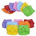 2PCS Adjustable new breathable diapers pants hugies baby diapers washable diapers baby diaper cheap fralda reusable panties
