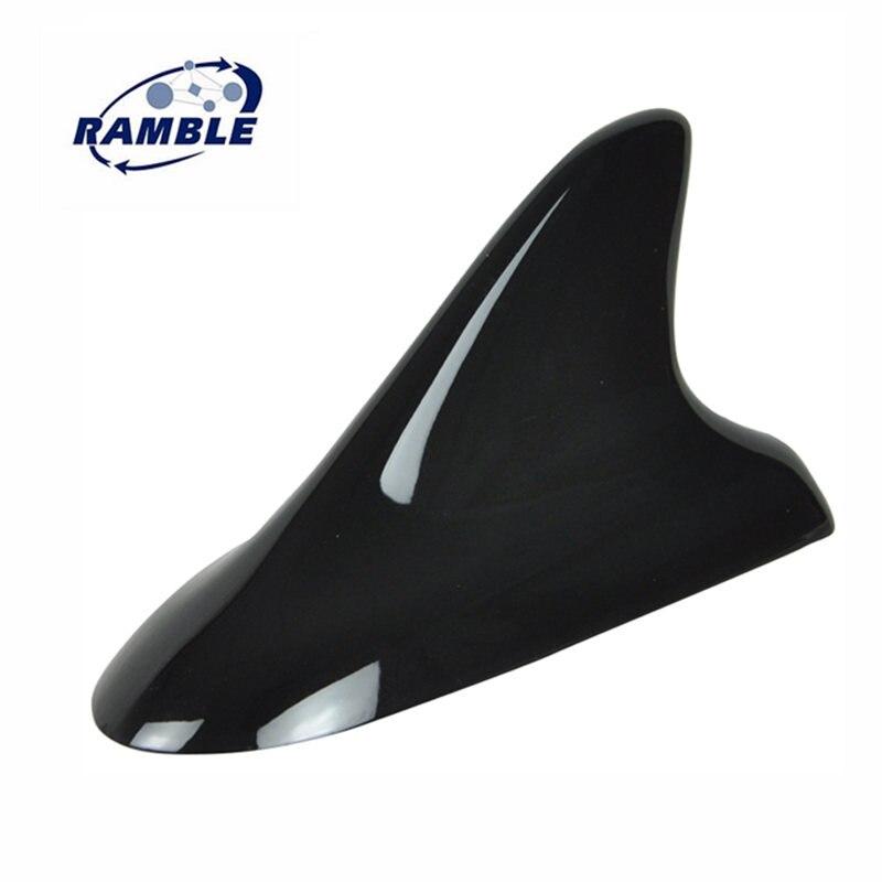 Para toyota camry barbatana de tubarão decoração antena acessórios do telhado do carro branco vermelho prata preto manequim decorativo antenas