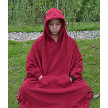 Chinese style meditation cushion new design meditation clothes men women new arrival meditation clothing oriental costumes AA222