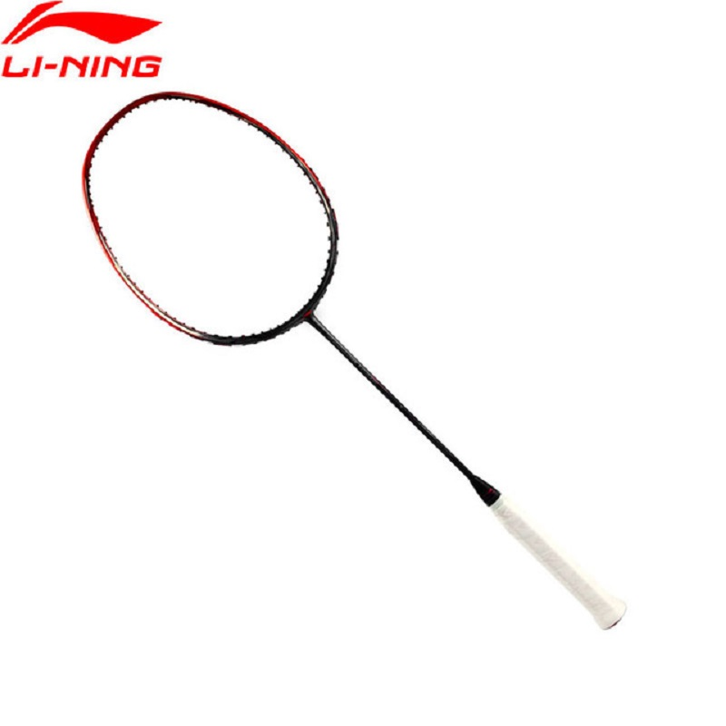 Li-Ning 3D Breakfree N90 IV Professional Badminton Racket Chen Long Rackets Li Ning Single Sport Equipment Rackets AYPM264 li ning professional badminton rackets carbon offensive type brazil 2016 single racket aypl102 zyf113