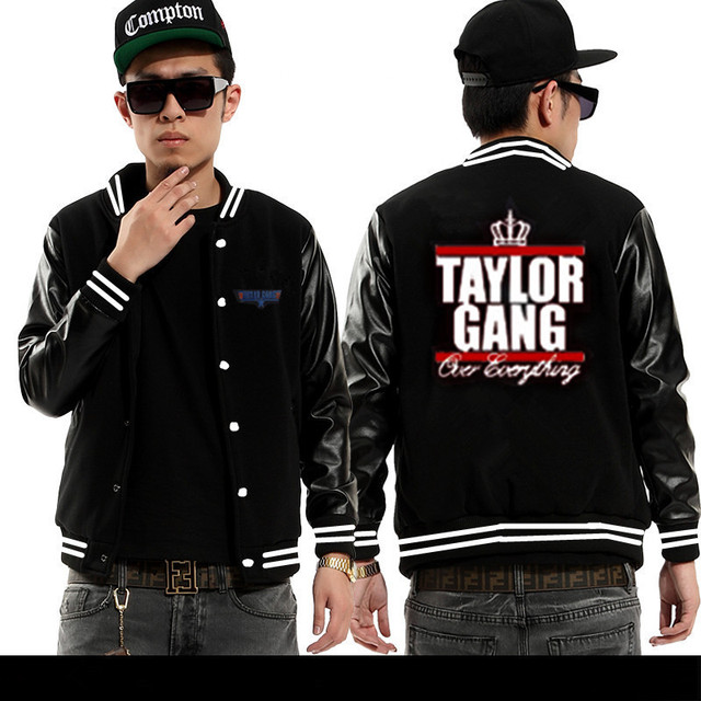 Aliexpress.com : Buy Taylor gang baseball jackets for men fashion ...