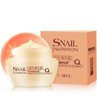 Face Care Essence Nutrition Snail Cream Moisturizing Anti Aging Cream Anti Wrinkle Day Cream Multi Effects
