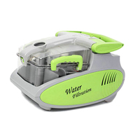Free Shipping By DHL 1PC VC9001 1600W 6L Home Water Filtration Vacuum Cleaner That Divide Mite