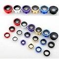 Versión de actualización Nuevo Lentes de Teléfono Móvil Universal 3 en 1 Macro Pescado lente ojo de pez para iphone 5s 6 samsung s5 s6 htc m9 lg
