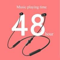 InpherQ5, Auriculares deportivos inalámbricos con bluetooth para teléfonos móviles, auriculares con micrófono, graves fuertes, audífonos, teléfono de ouvido
