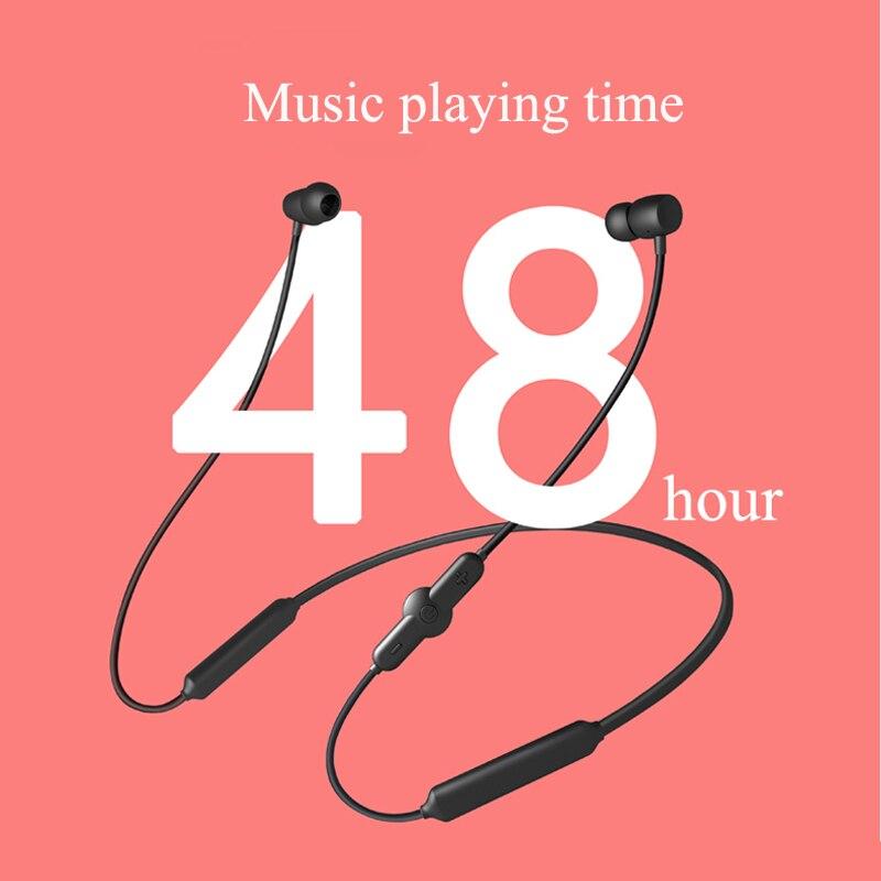 Inpherq5 esporte sem fio bluetooth fone de ouvido para telefones celulares fone com microfone baixo pesado fone fone ouvido
