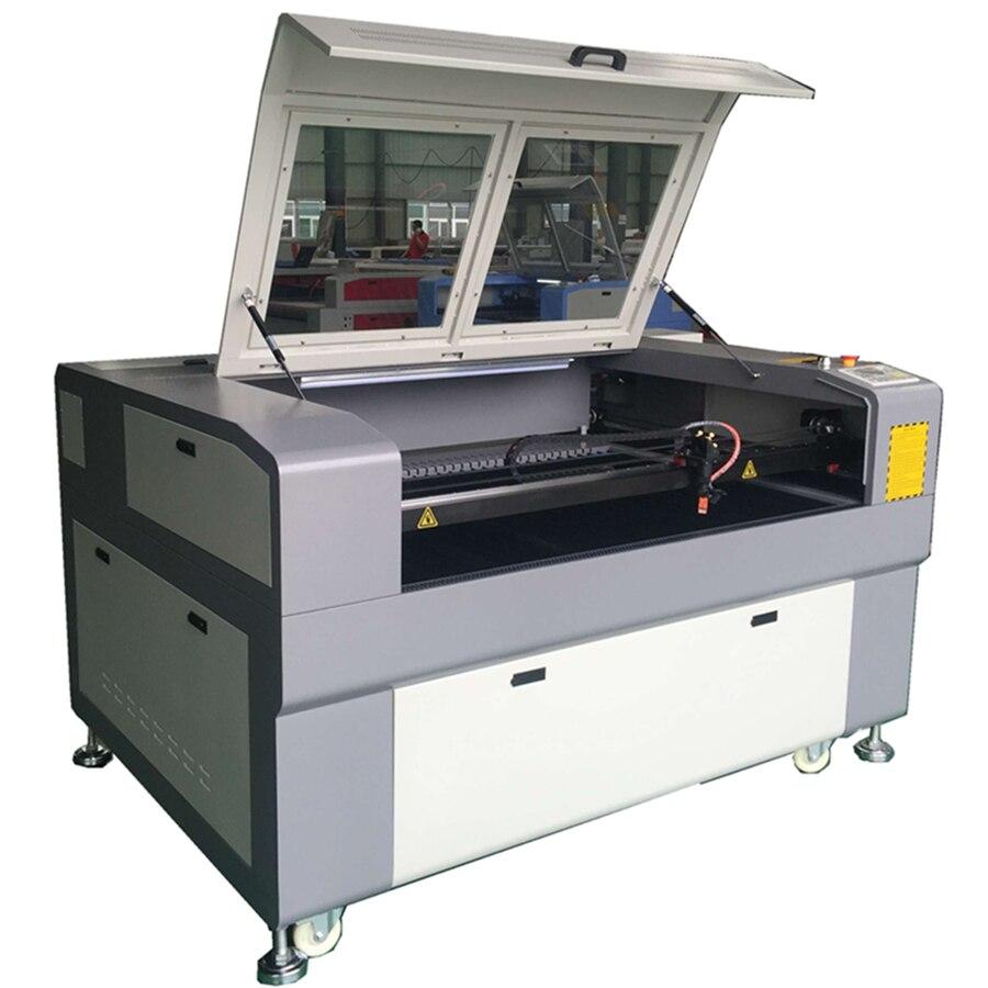Modèle avancé 1390 Machine de découpe Laser pour feuille de plastique/CNC Machine de découpe Laser 100 W