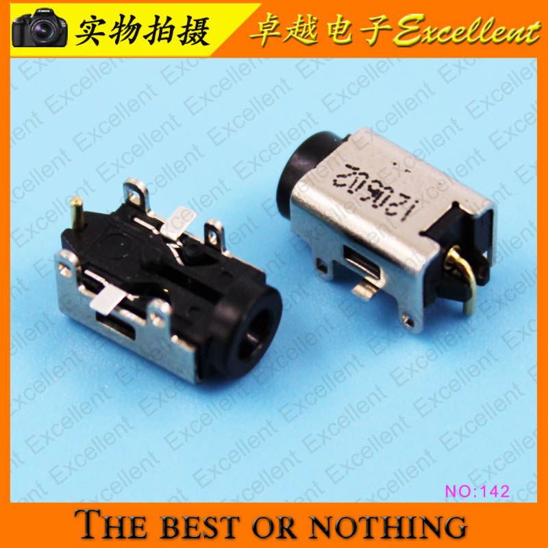 Laptop parts new For ASUS EEE PC EeePC X101H X 101H X101 X 101 AC DC notebook laptop Power Jack port Connector socket free ship 10x for asus x52e x53j x53s x54 x54h laptop ac dc power jack port socket connector plug
