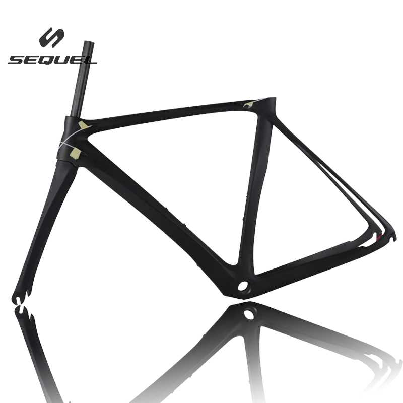 Super King 888 Carbon Bicycle Frame,cheap UD Profession Carbon Racing Bike Frame With Headset And Clamp,road Bike Frame