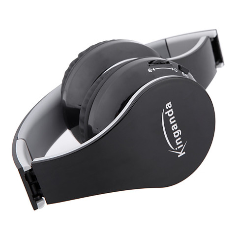 NEW Kinganda Wireless Bluetooth Headsets With Receiver USB For PS4 Game PC PRO Gaming Headphone For Running With Microphone Multan