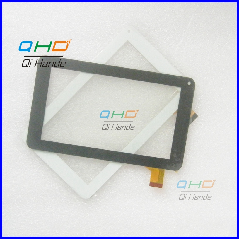 New 7'' inch Capacitive Touch screen panel digitizer sensor for Roverpad sky S7 WIFI Tablet PC Free shipping new capacitive touch panel 7 inch mystery mid 703g tablet touch screen digitizer glass sensor replacement free shipping