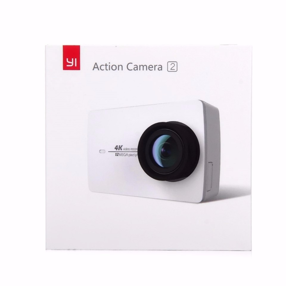 מצלמת אקסטרים Xiaomi YI 4K Action Camera שיאומי