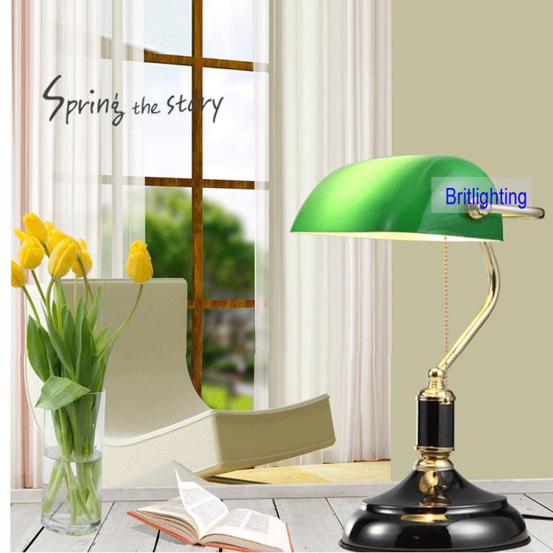 Popular Classic Green Desk LampBuy Cheap Classic Green Desk Lamp – Green Desk Lamp