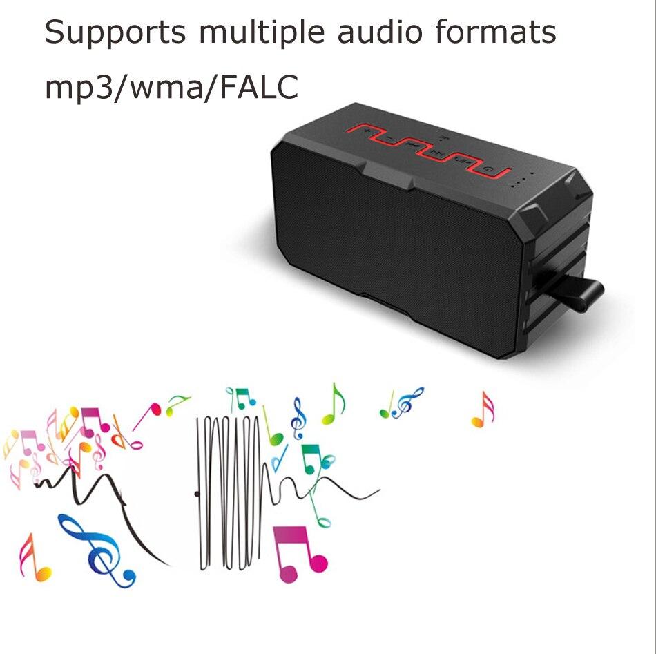 Zuczug portátil IP67 impermeable al aire libre inalámbrico - Audio y video portátil - foto 6