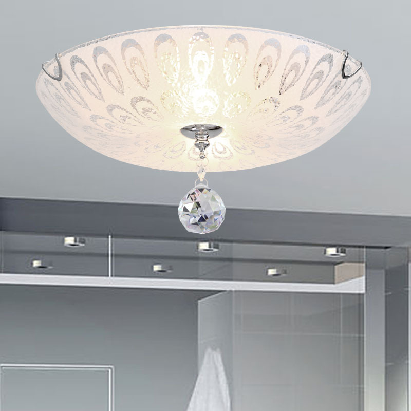 Ceiling Light Offers: 2014 New Special Offer Glass Iron Modern Fashion Crystal