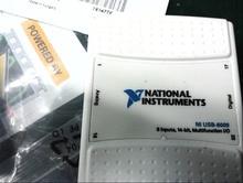 Kullanılan 90% yeni abd NI şirket USB 6009 veri toplama DAQ kart göndermek NI kutusu ve CD
