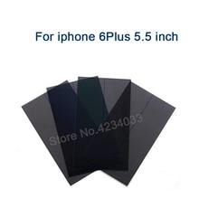 цена на For 6 Plus LCD Filter Polarizing Film For iPhone 8 7 6s 6 Plus 5.5  Polarizer Film Polarization Polarized Light Film 50PCS