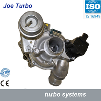 K03 turbo 53039880217 53039880179 turbocompressor turbina para citroen ds3 c4 para peugeot 207 308 3008 5008 rcz ep6cdt 1.6l thp