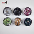 6colors Magnetic Rubber Mud Handgum Hand Gum Silly Putty Magnet Clay Magnetic Plasticine Ferrofluid 2016 New DIY Creative Toys