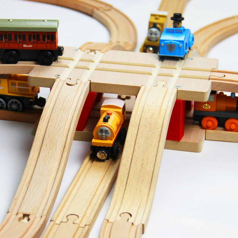 Thomas and Friends --Transportation Hub Track Thomas Train Slot Railway Accessories Original Toy For Kids Gifts