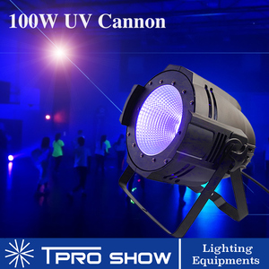 DJ UV Light COB UV Cannon Dmx