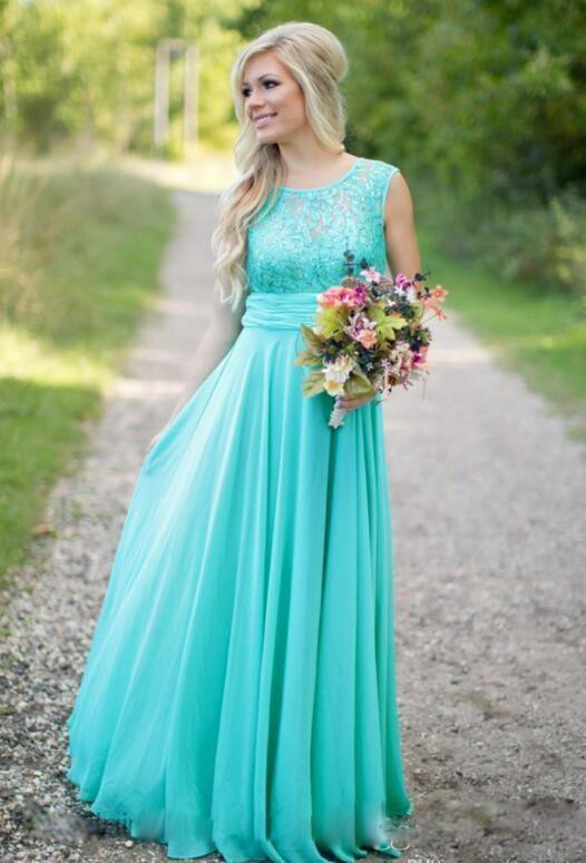 Popular Cheap Turquoise Bridesmaid Dresses-Buy Cheap Cheap ...