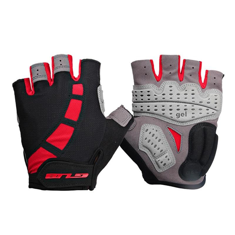 Brand GEL Bike gloves half finger Cycling bicycle glove ...