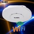 300 Мбит Беспроводной Потолок AP Wi-Fi Маршрутизатор Точка Доступа С 200 метров в Помещении Дальней WI-FI Антенны Ретранслятора WIFI маршрутизатор