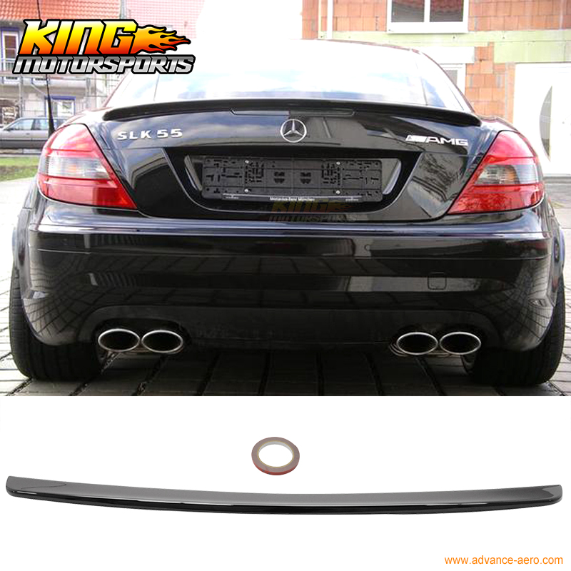 For 2005 2010 mercedes benz slk class r171 amg style trunk for Mercedes benz spare parts price list