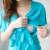 2015 Nueva Moda Cómodo Modal Manga de la Mariposa Ropa de Enfermería de Maternidad lactancia Tops y Camisetas para Las Mujeres Embarazadas