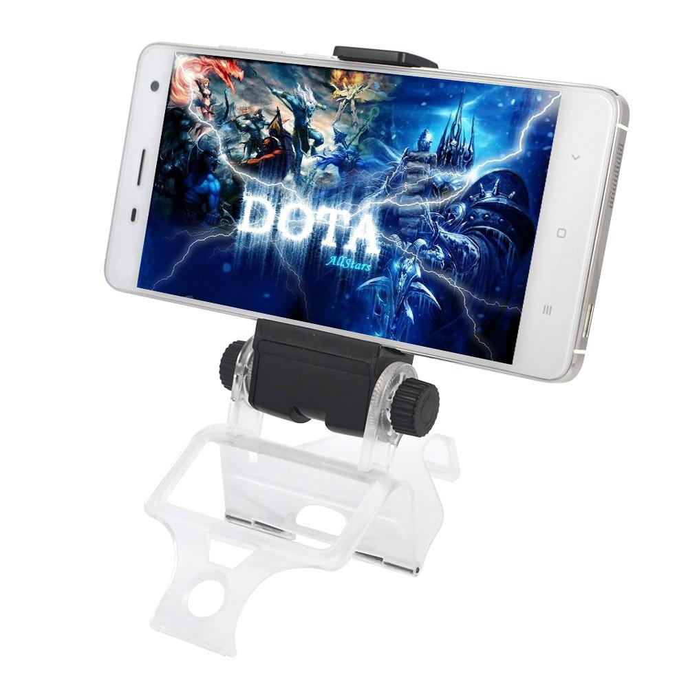 Cell Smartphone Mobiltelefon Spelhållare Controller Klämhållare - Spel och tillbehör - Foto 6