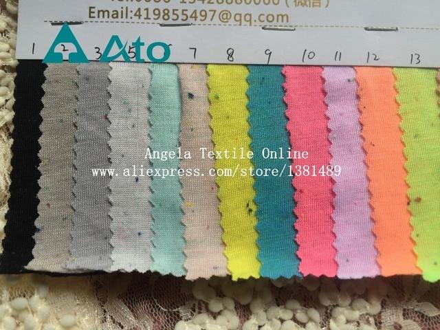stretch stof naaien