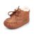 Zapatos de bebé 100% cuero genuino zapatos de bebé suave de algodón recién nacido los niños infantiles del niño del primero caminantes 0-1 años de edad