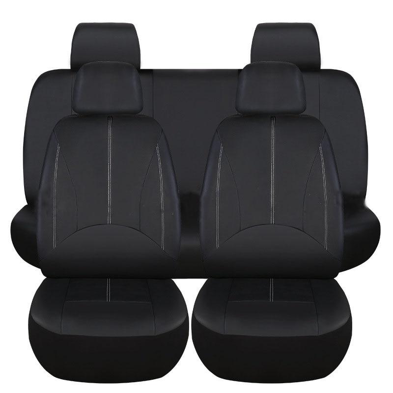 Car Seat Cover Seats Covers Accessories for Volkswagen Vw Ameo Atlas Bora Caddy Gol Volante of 2010 2009 2008 2007 car seat cover auto seats covers for volkswagen vw bora golf 3 4 5 6 7 gti golf r mk golf7 tiguan of 2010 2009 2008 2007
