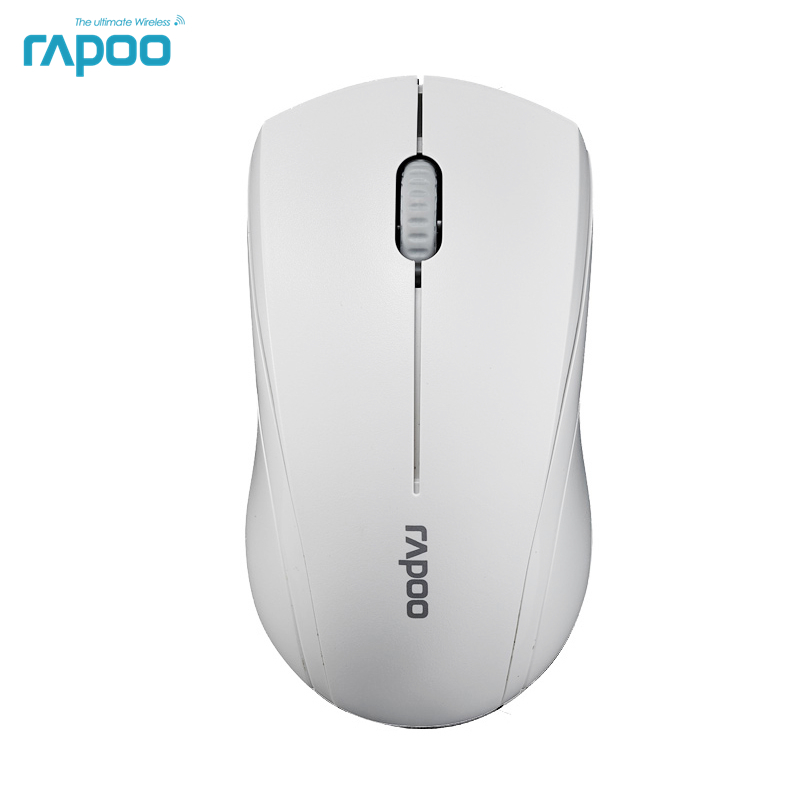 Original Rapoo 1650 เงียบไร้สาย Optical Mouse Noiseless Office ...