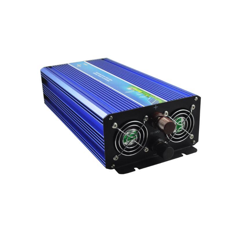 Off grid 2000w Peak power inverter 1000W pure sine wave inverter 12V DC TO 220V 50HZ AC Pure Sine Wave Power Inverter